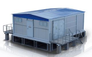 Комплектные трансформаторные подстанции наружной установки КТПн 6(10)/0,4 кВ